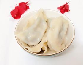 韭菜饺子[图]