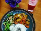 咖喱鸡块饭菜谱的做法[图]