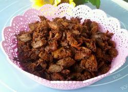 番茄红烩牛肉干