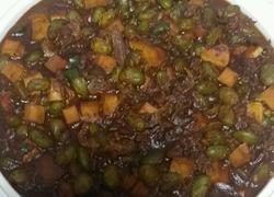 毛豆虾米酱