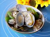 蛤蜊丝瓜汤的做法[图]