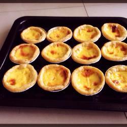 葡式蛋挞的做法[图]