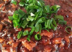 东北蘑菇猪肉酱