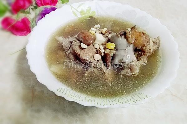 猪骨祛湿汤
