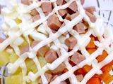四色沙拉的做法[图]