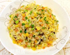 扬州炒饭(家庭简易版)
