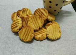 花生酱杏仁饼