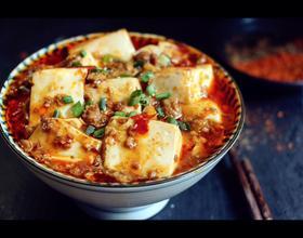 麻婆豆腐[图]