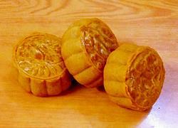 南瓜馅广式月饼