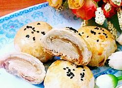 果酱苏式的酥饼