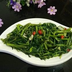 蒜蓉空心菜的做法[图]