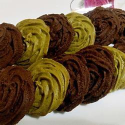 黄油曲奇饼干的做法[图]