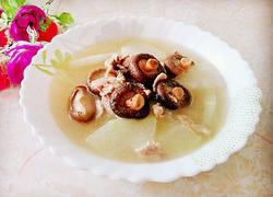 冬菇瘦肉冬瓜汤