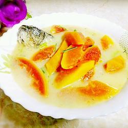 木瓜鯽魚湯的做法[圖]