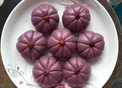 紫薯糯米糕
