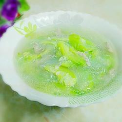 丝瓜粉丝汤的做法[图]
