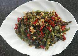 干煸豆角~川菜