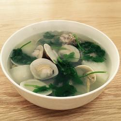 冬瓜蛤蜊排骨湯的做法[圖]