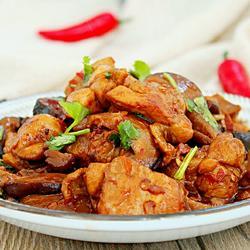 麻辣鸡块的做法[图]