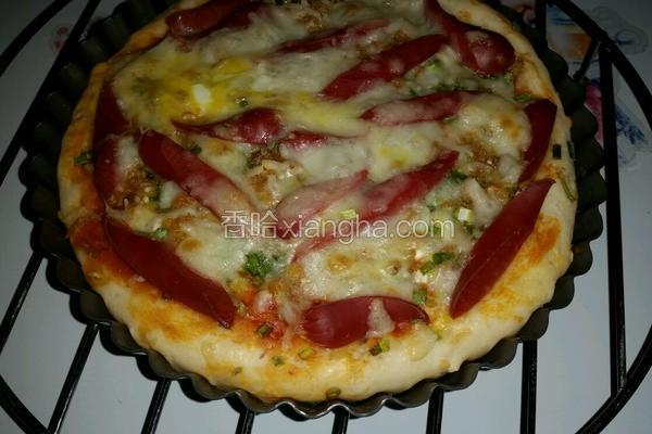 家庭版披萨