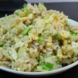 杂疏炒饭的做法[图]