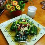 酸甜脆黃瓜的做法[圖]