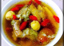 广东靓汤—清补凉龙骨汤