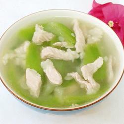 丝瓜汤的做法[图]
