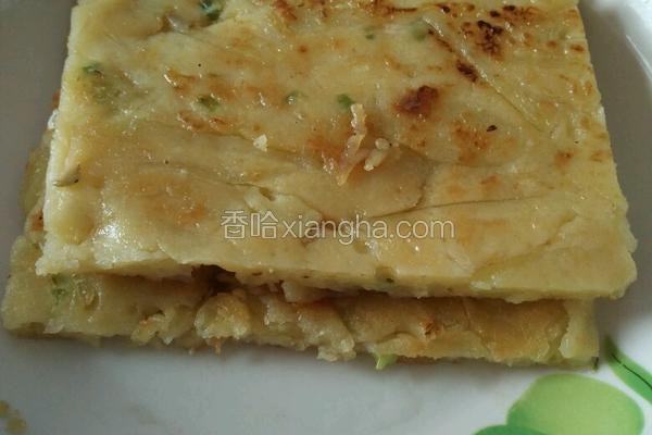 营养美味土豆丝饼