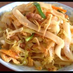 炒米面的做法[图]