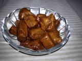 自制黑糖玫瑰姜糖的做法[图]