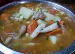 玉米粒罗宋汤