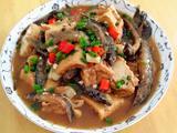 泥鳅焖豆腐的做法[图]