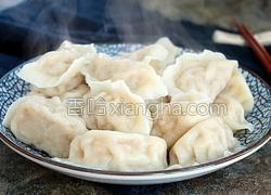 年夜饭_猪肉饺子