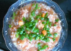 鲜虾五仁粥