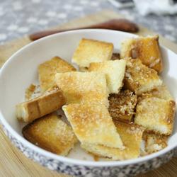黄油方块酥的做法[图]