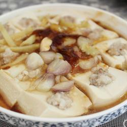 鲍鱼汁蒸豆腐