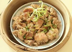 广式香芋蒸排骨