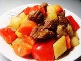 土豆炖牛腩(家常做法)的做法[图]