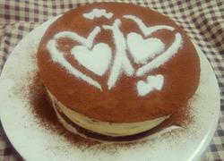 提拉米苏蛋糕 6寸