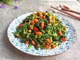 花生米拌菠菜的做法[图]