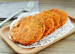 韩式辣白菜饼