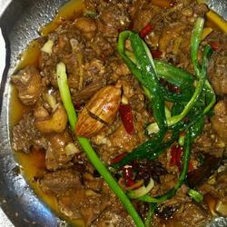 缅甸香草啤酒鸭