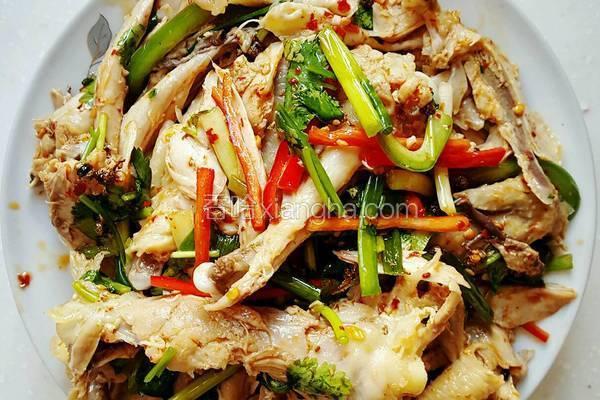 新疆椒麻鸡(家庭版)