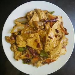 东北辣豆腐的做法[图]