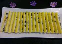 柠香三色蛋