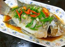 清蒸福寿鱼