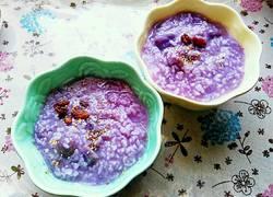 营养早餐之紫薯粥