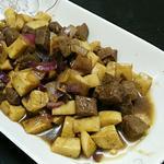 杏鲍菇牛肉粒的做法[图]