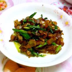 蔥香臘肉的做法[圖]